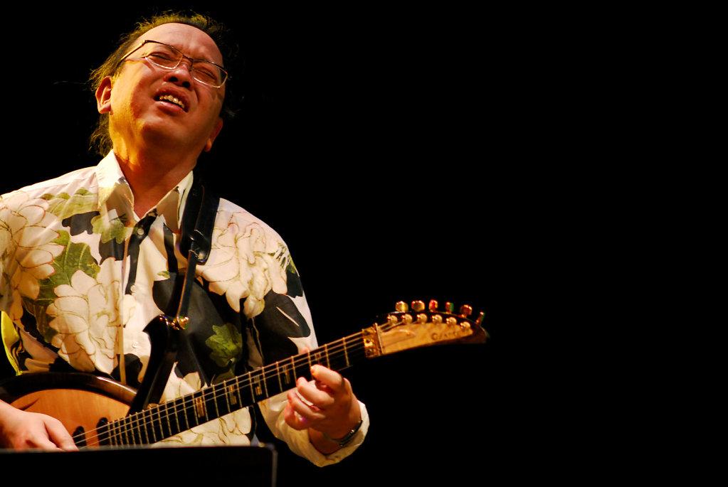 Nguyen Le Trio invites Paul McCandless (F/USA), 2007