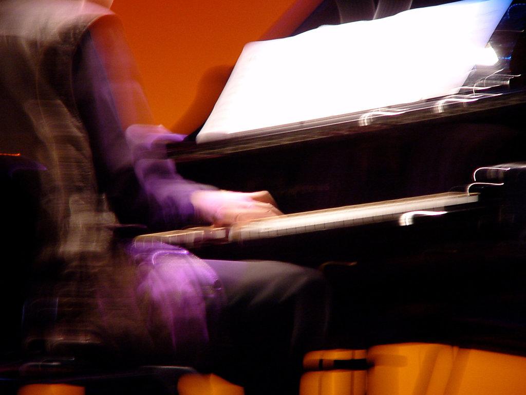 David Murray / Dave Burell Duo (USA), 2001